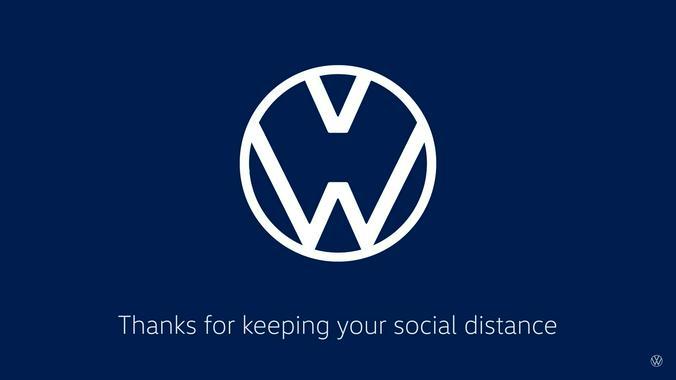 Крупнейший автоконцерн изменил свой фирменный логотип из-за коронавируса / Volkswagen.ru/Официальный сайт автоконцерна Volkswagen