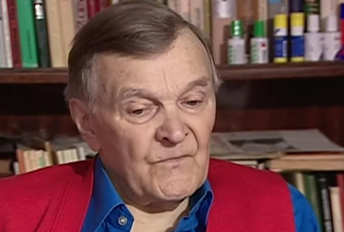 На 97-м году жизни скончался последний из великих писателей-фронтовиков Юрий Бондарев / Скриншот видео YouTube / «Россия 24»
