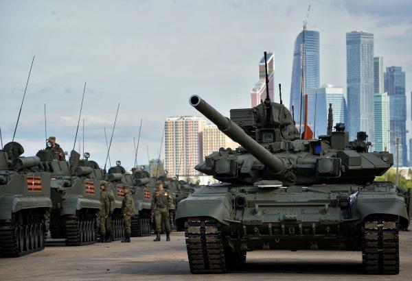 Танк Т-90М / Владимир Сергеев/РИА Новости