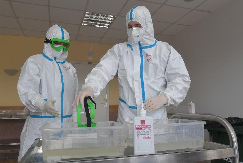 Коронавирус подтвердился у 52 пациентов Республиканской больницы в Уфе