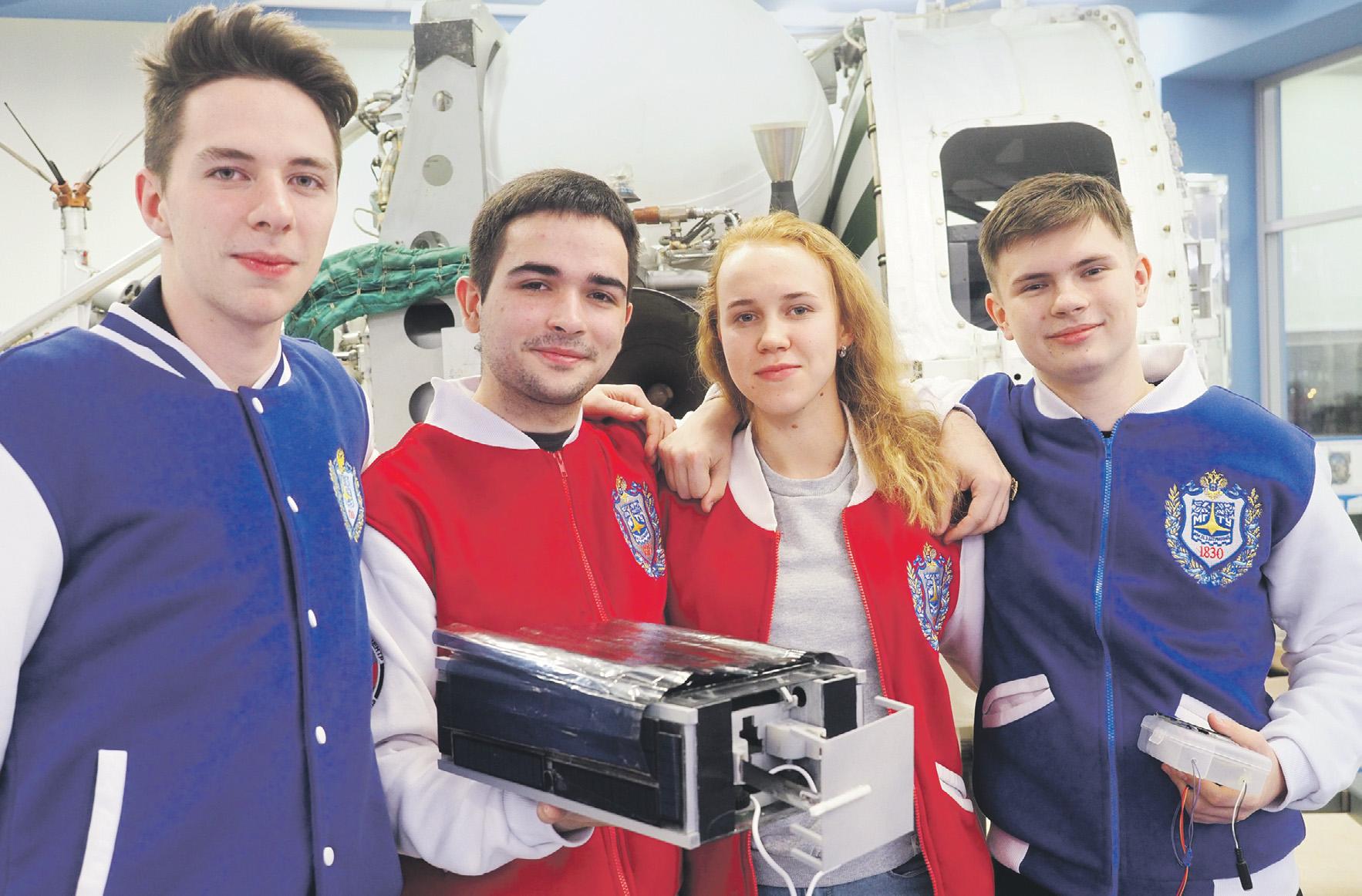Ракетный укол. Молодые ученые составят конкуренцию Илону Маску