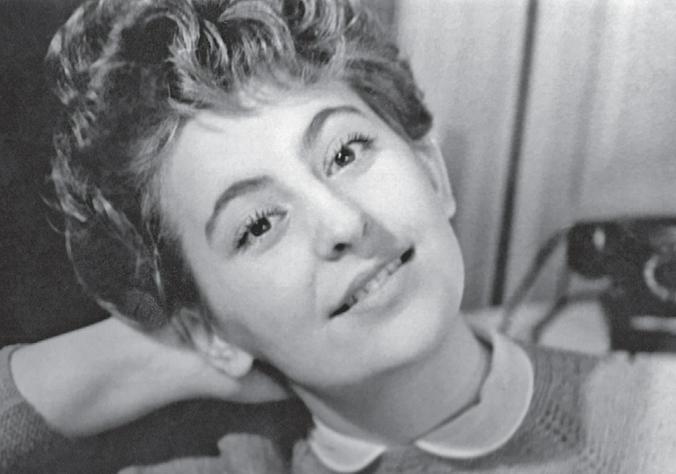 Алла Григорьевна Нагибина, начало 1960-х годов / Из личного архива