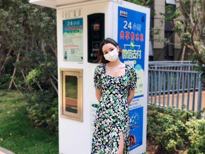 Китайцы считают, что коронавирус был занесен западной страной, говорит Чернецкая / предоставлено Марией Чернецкой