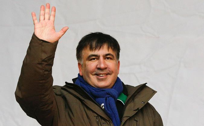 Грузия назвала «недружественным жестом» назначение Саакашвили вгосударстве Украина