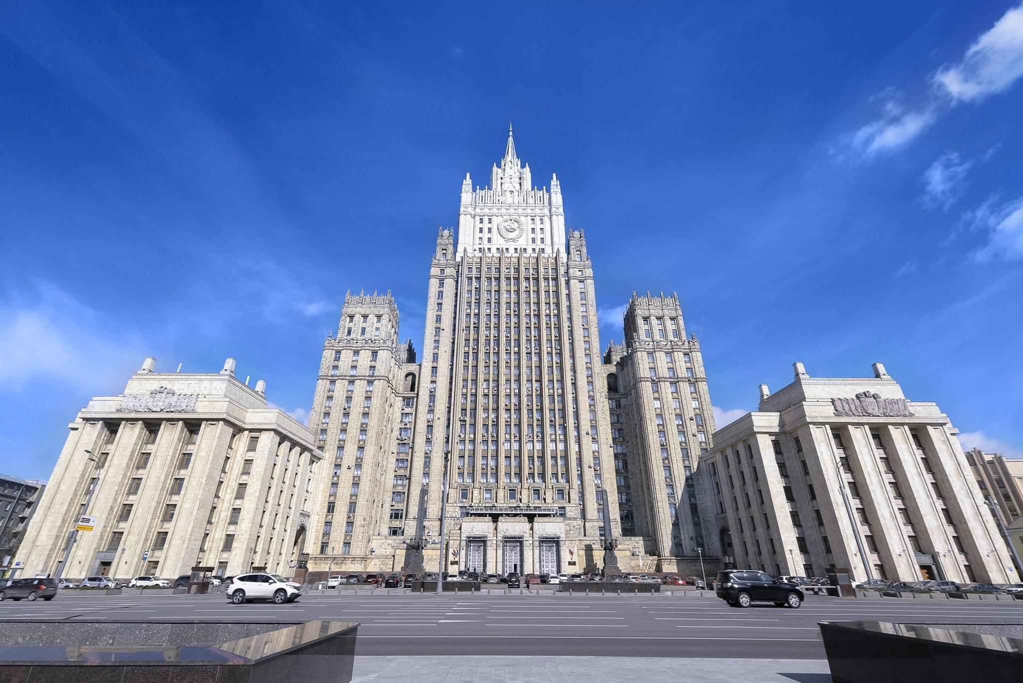 МИД РФ осудил действия полицейских США в отношении российского журналиста