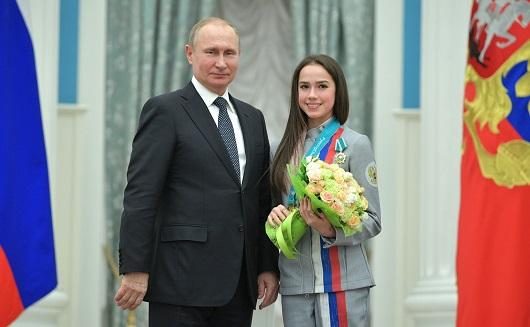 пресс-служба Федерации фигурного катания на коньках РФ