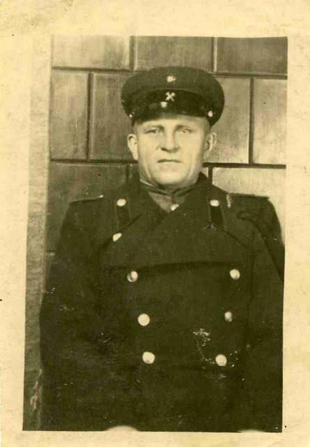 Харламов Яков Моисеевич 30 октября 1941 года / Из личного архива