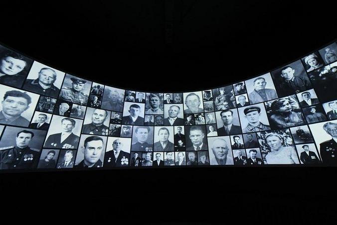 Выставка, посвященная героям ВОВ, в онлайн-формате / twitter.com / Владимир Мединский