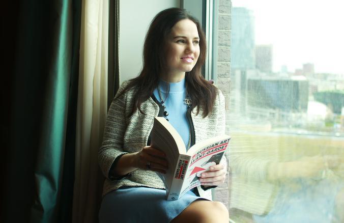 В летний период особым видом творчества станет чтение книг / item_Вечерняя Москва / Наталия Нечаева, «Вечерняя Москва»