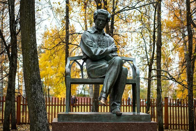 Про Болдинскую осень Пушкина и говорить не приходится, а виной задержки был холерный карантин / ТАСС / Станислав Красильников