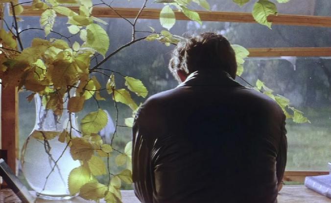 Помните, отчий дом и мыслящий океан вокруг в «Солярисе» Тарковского? Вот оно и есть / кадр из фильма «Солярис», 1972