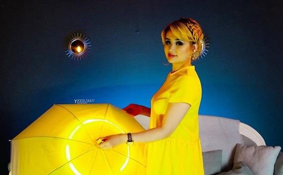 Известная киргизская эстрадная певица  угодила  вДТП инаходится вкоме