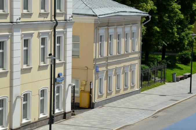 Многоквартирные жилые дома района Якиманка проинспектировали. Фото: Анна Быкова