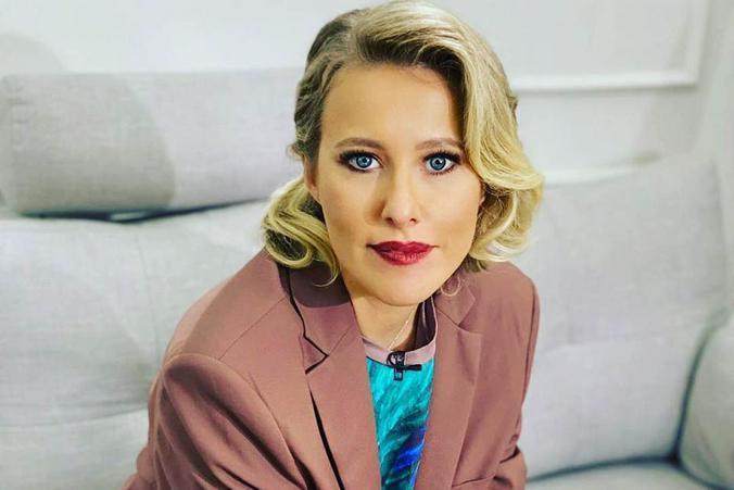 Ксения Собчак, как известно, остра на язычок / instagram.com/xenia_sobchak