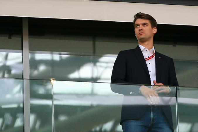 7 июля московский «Спартак» объявил об уходе генерального директора клуба Томаса Цорна / twitter.com/fcsm_official
