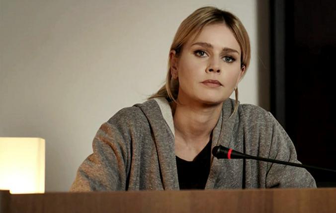 Актриса Екатерина Кузнецова в сериале «Знахарь» / Кадр из сериала «Знахарь»