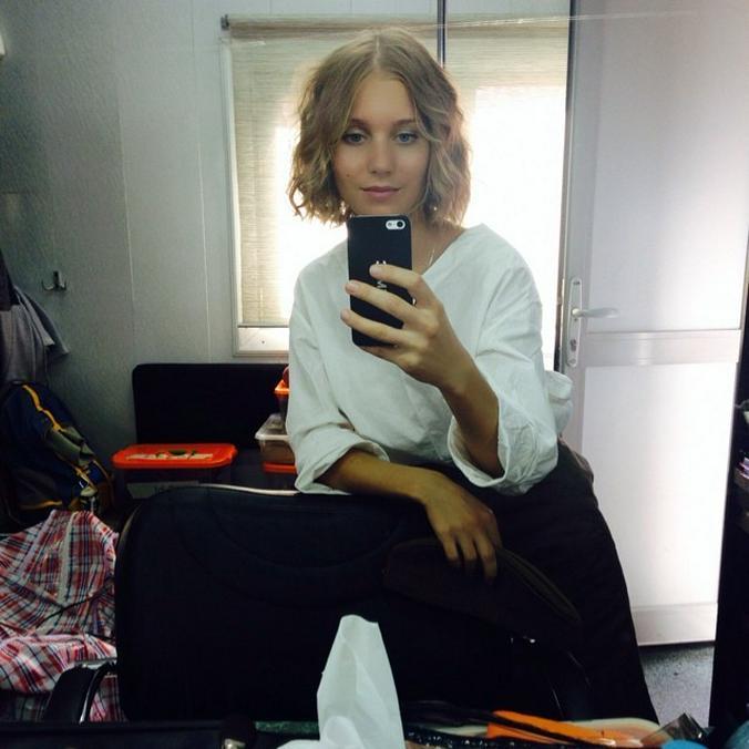 Наблюдая за трансформацией образа актрисы Кристины Асмус, тоскую / Instagram