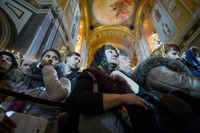 """Христос принес в наш мир величайшее благо / Александр Казаков, """"Вечерняя Москва"""""""