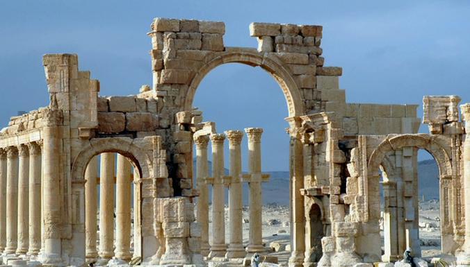 """По-настоящему затратная история — Сирия. Зачем она нам? / кадр из фильма """"Сирия. Здесь был рай"""""""