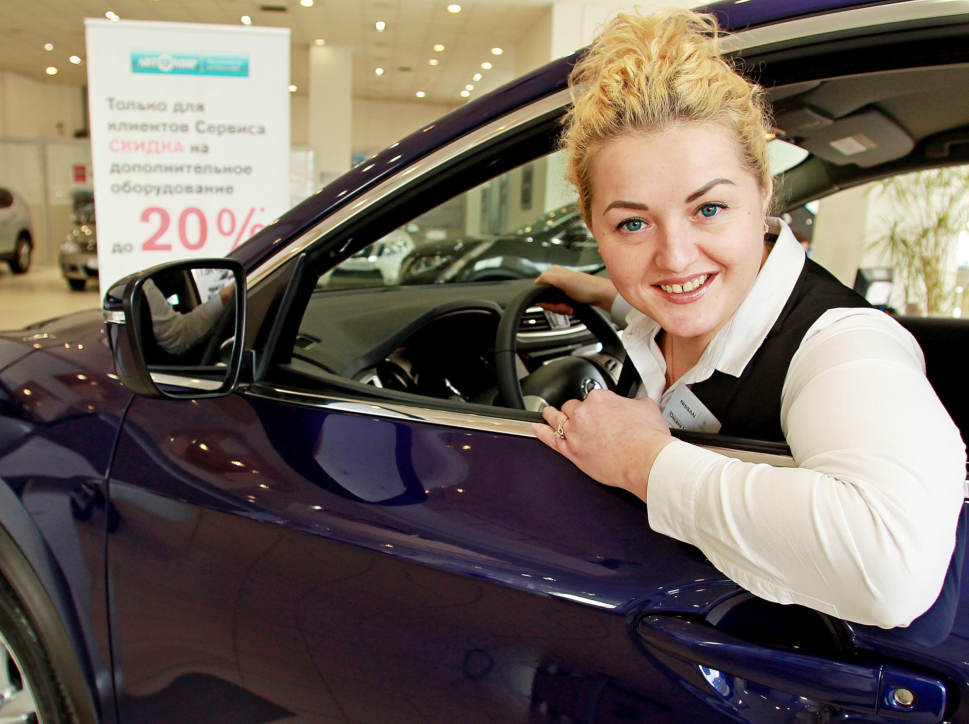 Россияне смогут регистрировать новые автомобили в салонах