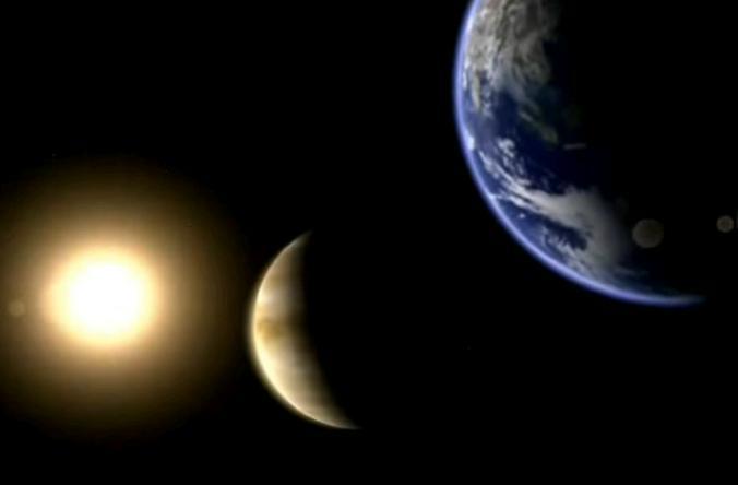 На выходе из коридора затмений всех нас ждет лунное затмение и соединение Плутона с Сатурном / youtube.com / Astronomy 2015