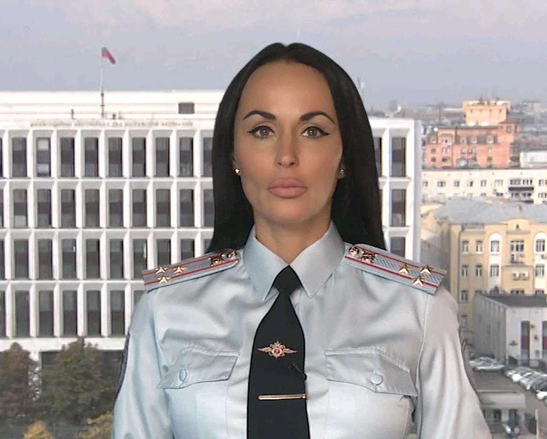 Официальный представитель МВД Ирина Волк получила звание генерал-майора