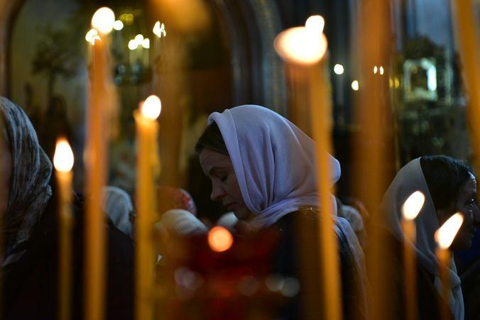 Храм может стать местом для знакомства одиноких людей / Пелагия Замятина, «Вечерняя Москва»