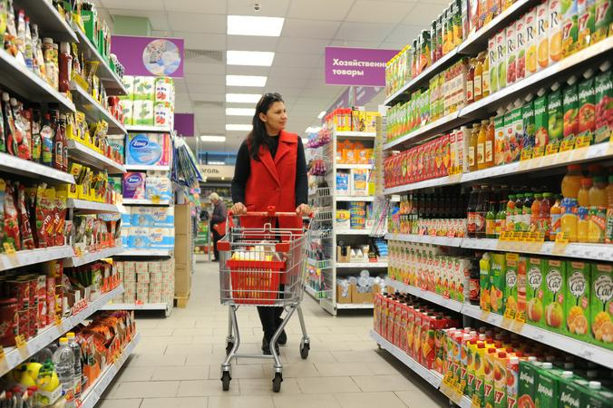 Если ситуация с распространением болезни резко ухудшится, то в магазины нас будут пускать не скопом, а по очереди / Светлана Колоскова