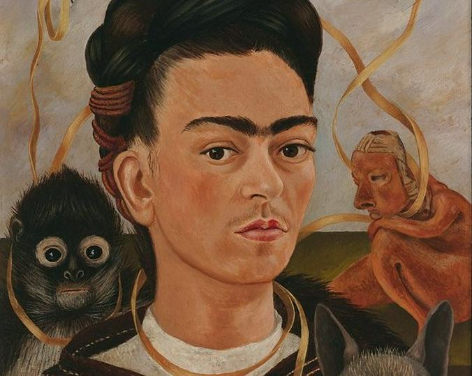 На картины Фриды Кало и Диего Риверы пришли посмотреть 400 тысяч человек / mos.ru