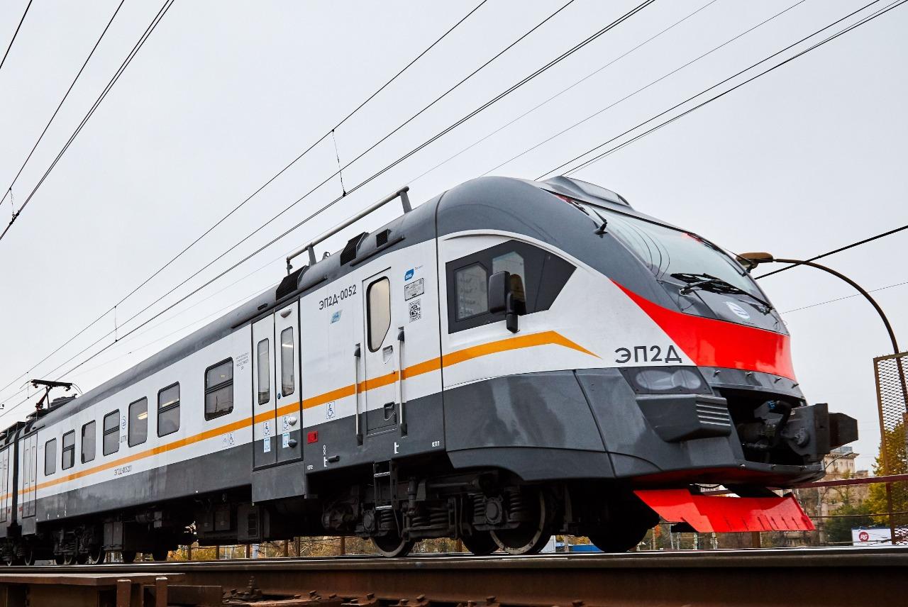Интервал движения поездов на Ярославском направлении МЖД сократится до 4 минут