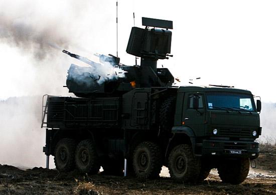 «Панцири» сбили летевшие к базе Хмеймим беспилотники