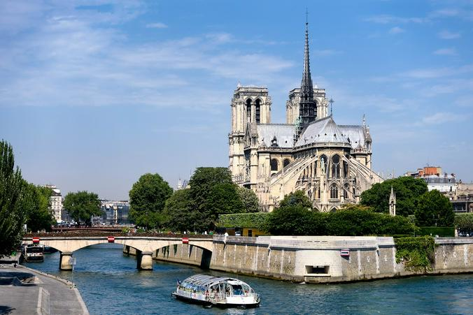 Как Франция выходит из карантина / https://pixabay.com