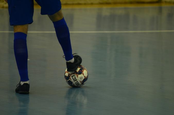 11-летнюю Арину Акатьеву отказались допустить до турнира по мини-футболу лишь потому, что она девочка / Анна Быкова