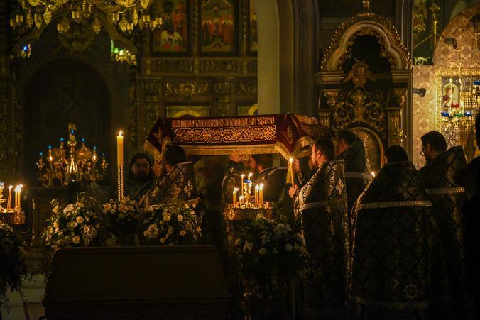 Пост — это время, когда мы должны принести жертву Богу, и эта жертва — прощение, говорит митрополит / Пелагия Замятина, «Вечерняя Москва»