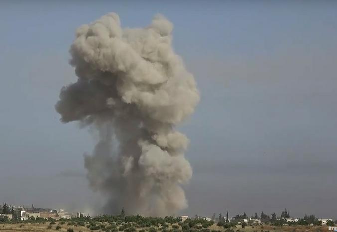 """Возможна ли война между Россией и Турцией в Сирии? / скриншот видео Youtube-канала """"Step News"""""""
