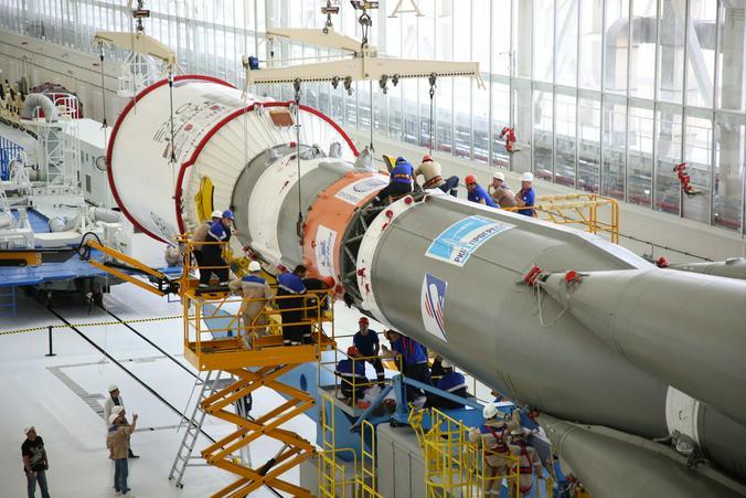 Потенциал космической отрасли в России пока не исчерпан / Официальная страница Государственной корпорации по космической деятельности «Роскосмос»