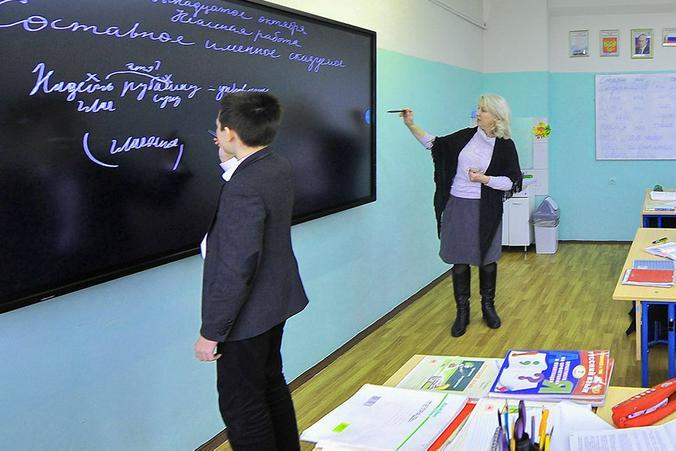 В Москве введено бесплатное питание в начальных школах, в прошлом году ввели доплату за классное руководство / www.mos.ru / Официальный сайт мэра Москвы