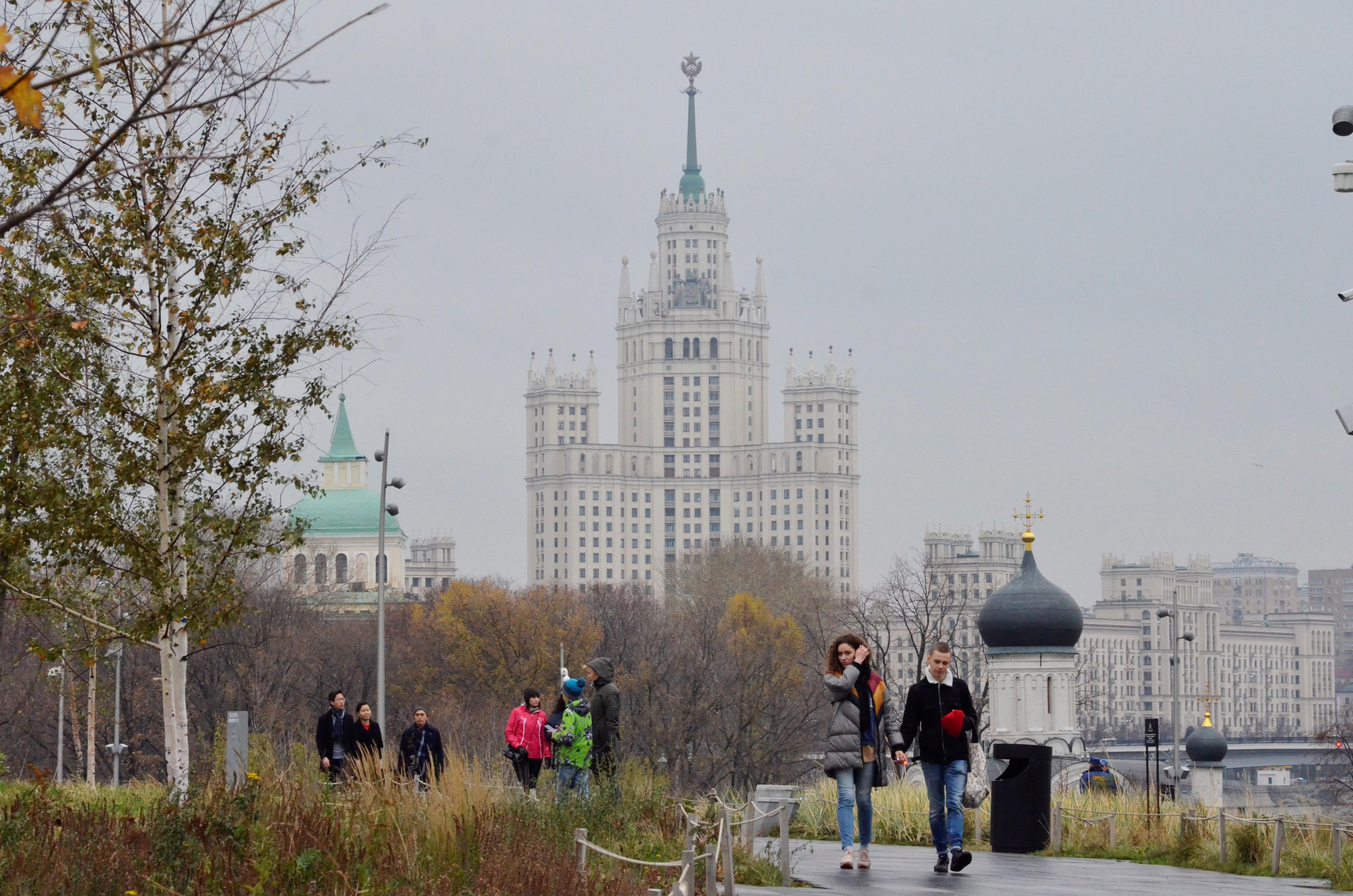 Погода на картинках в москве