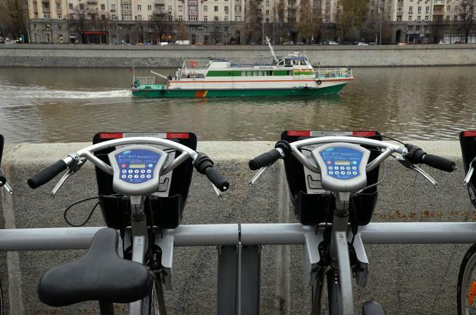 """Новый раздел """"Велосипед"""" появился на медиаплатформе #Москвастобой. Фото: Анна Быкова"""