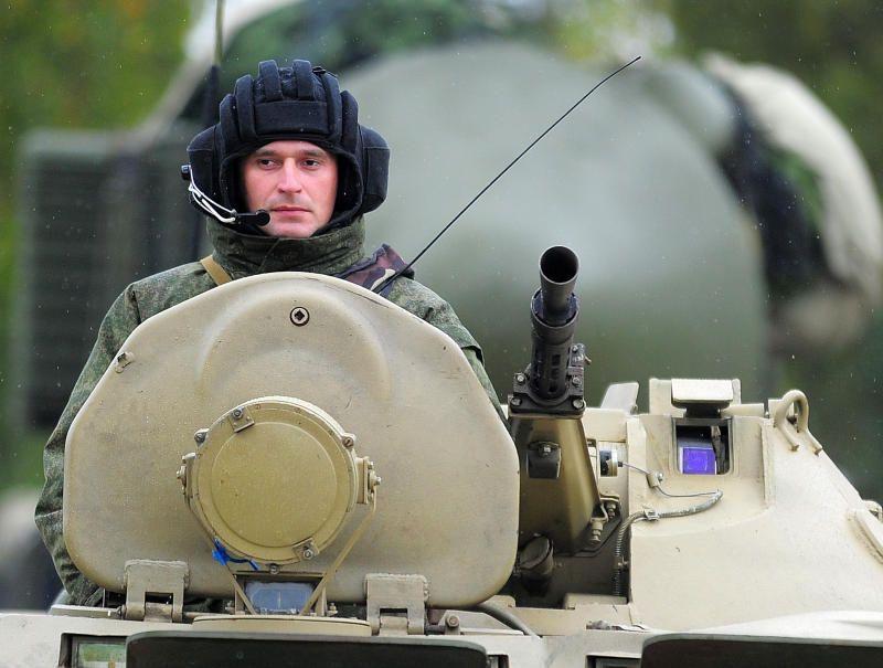 """Экспорт вооружений из РФ в 2012 году вырос на 12% до 15,2 миллиарда долларов. / Агентство """"Фото ИТАР-ТАСС"""""""