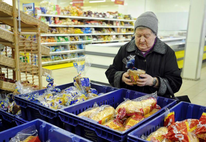 Проверка «ВМ» показала: резкого роста цен на продукты в столичных магазинах нет. / Шамуков Руслан/ТАСС