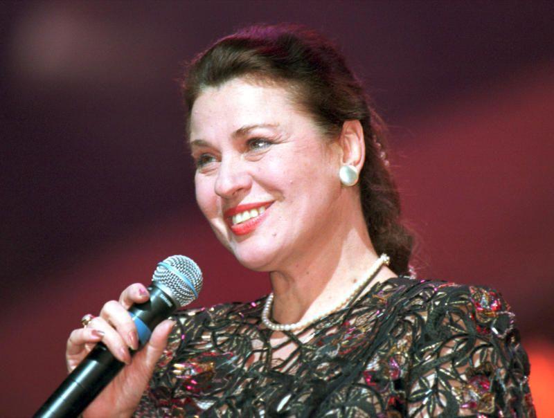 12 песен Валентины Толкуновой, которые поет вся Россия - Вечерняя ...