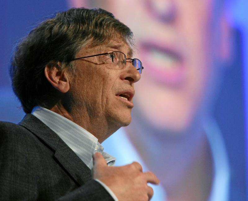 Билл Гейтс официально признан самым удачливым из студентов, когда-либо исключённых из Гарварда