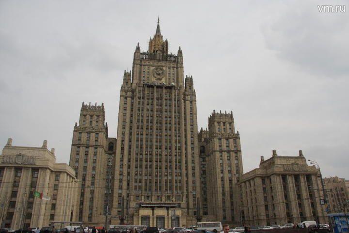 МИД РФ предупредил США / Елена Горбачева, «Вечерняя Москва»