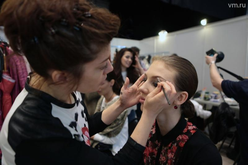 Неделя моды Mercedes-Benz Fashion Week Russia