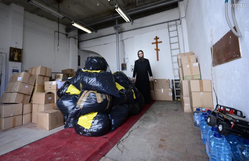 Люди все чаще участвуют в благотворительных проектах / Наталья Феоктистова