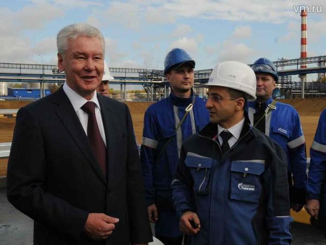 Сергей Собянин рассказал о комплексном благоустройстве Капотни