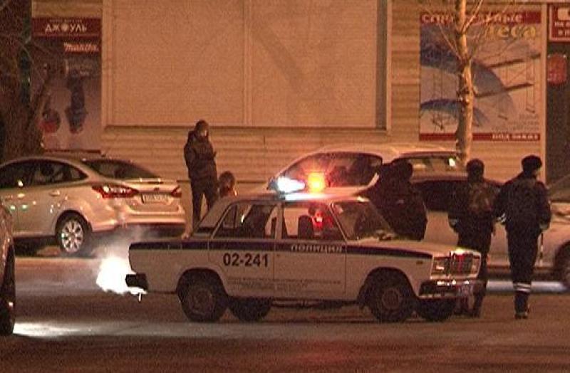 В результате стрельбы в офисе Центробанка в Благовещенске погибли три человека, после чего стрелявший застрелился сам. / http://www.amur.info