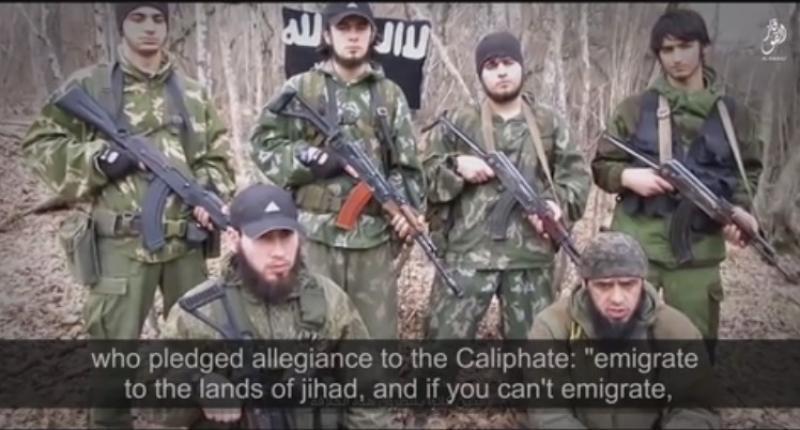«Исламское государство» показало казнь агента российских спецслужб