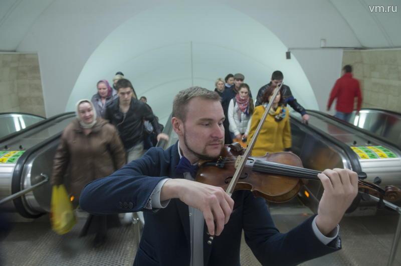 Переход со станции«Цветной бульвар»на «Трубную» / Артем Житенев